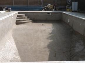 строительство и монтаж чаш бассейнов в Минске