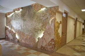 декоративная штукатурка стен в Минске