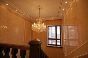 декоративная штукатурка потолка в Минске