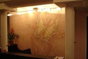 декоративная штукатурка стен и потолков в Минске