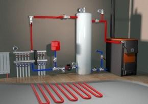 замена системы отопления в Минске