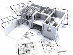 проект дома коттеджа квартиры помещения офиса