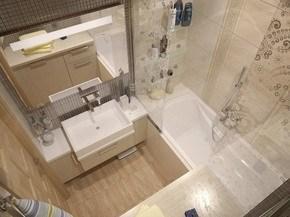ремонт ванной комнаты в Минске