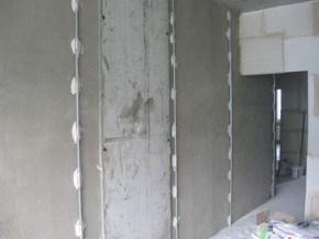 Смесь для штукатурки стен фасада