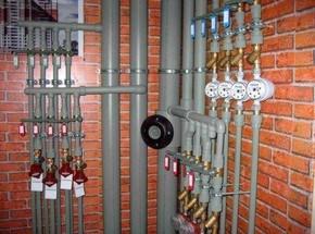 монтаж и замену труб системы водоснабжения в Минске